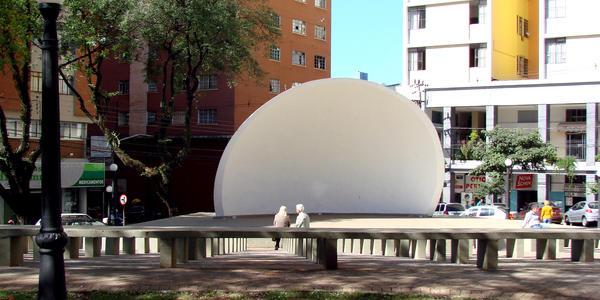 Concha Acústica - Londrina - PR