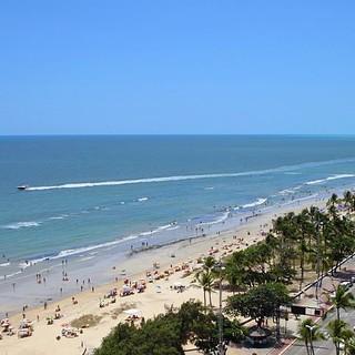 Viajando de ônibus pelo Brasil: de Recife a Fortaleza
