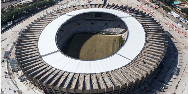 Estádio Mineirão - Belo Horizonte - MG