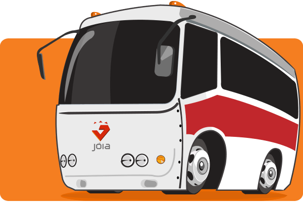 Joia Bus Company - Oficial Partner to online bus tickets