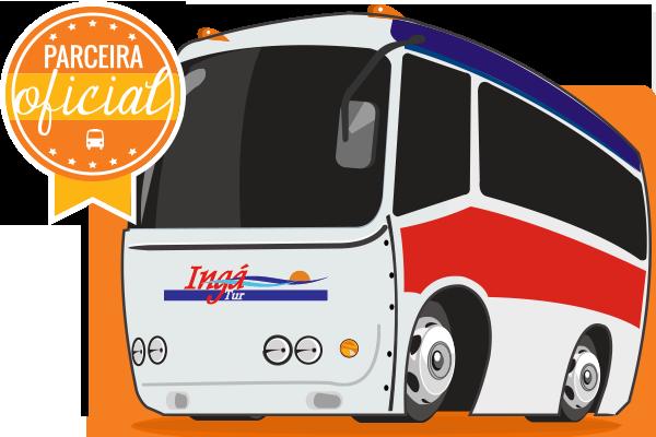 Ingá Tur - Parceiro Oficial para venda de passagens de ônibus