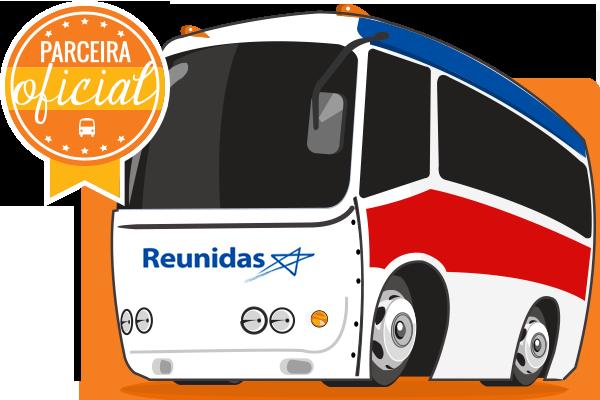 Reunidas Paulista - Parceiro Oficial para venda de passagens de ônibus