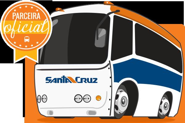 Viação União Santa Cruz - Parceiro Oficial para venda de passagens de ônibus