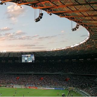 Bus para las Ciudades anfitrionas de los partidos de Fútbol en los Juegos 2016