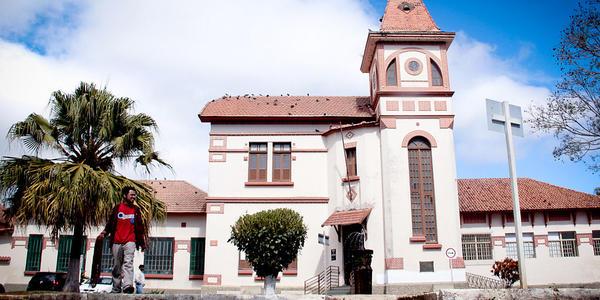 Hospital Colônia/ Museu da Loucura - Barbacena - MG