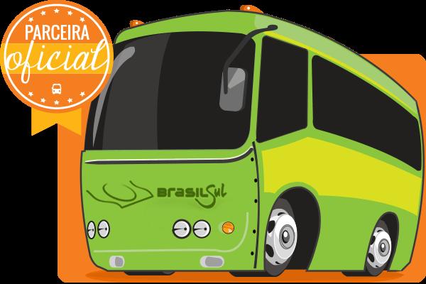 Empresa de Bus Brasil Sul - Canal Oficial para la venta de billetes de autobús