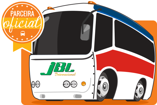 JBL Turismo - Parceiro Oficial para venda de passagens de ônibus