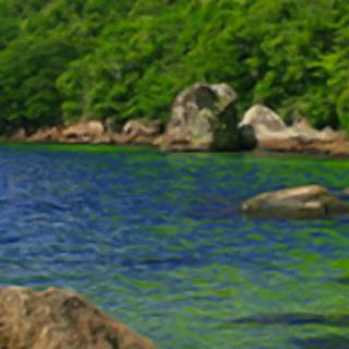 Conheça o Parque Estadual da Ilha Grande