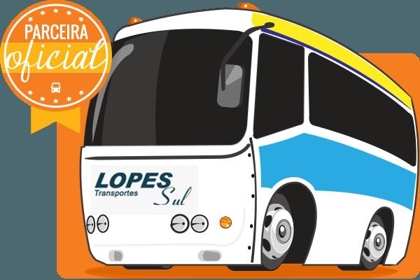 Empresa de Bus Lopes Sul - Canal Oficial para la venta de billetes de autobús