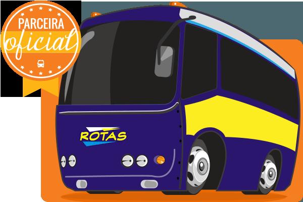 Viação Rotas do Triângulo - Parceiro Oficial para venda de passagens de ônibus
