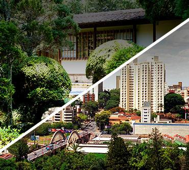 Boletos de autobús - Poços de Caldas a Belo Horizonte