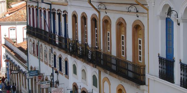 Rua Direita - Ouro Preto - MG