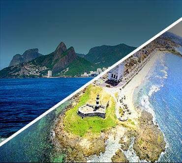 Passagem de ônibus - Rio de Janeiro x Salvador