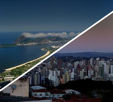 Boletos de autobús - Rio de Janeiro a Campinas