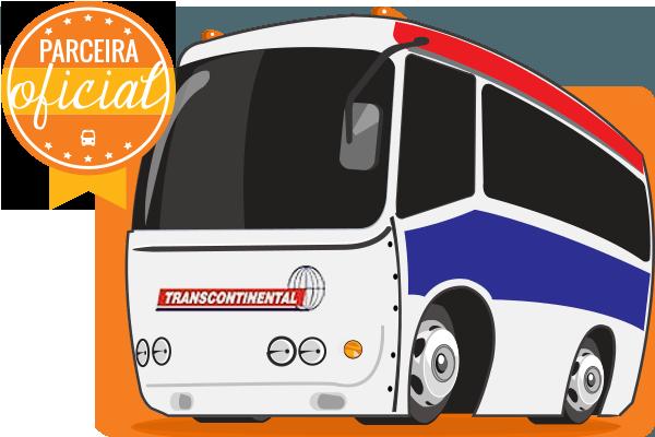 Viação Transcontinental - Parceiro Oficial para venda de passagens de ônibus