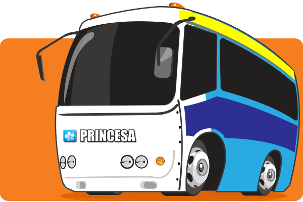 Empresa de Bus Princesa do Norte - Canal Oficial para la venta de billetes de autobús