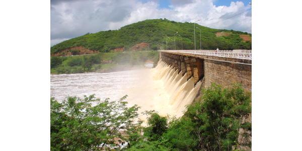Barragem de Quixeramobim - Quixeramobim - CE