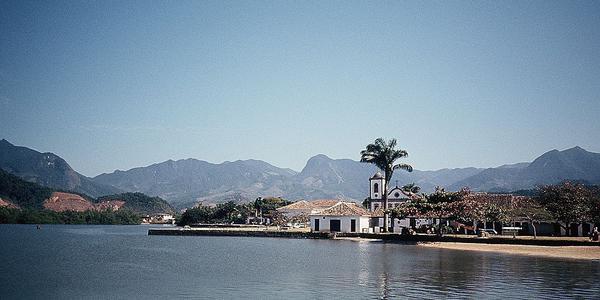 Praias e Ilhas - Paraty - RJ