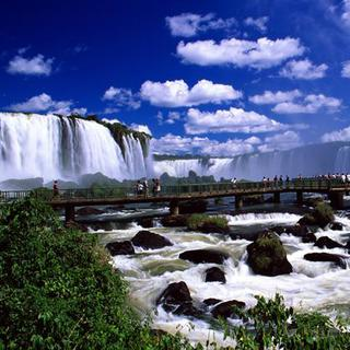 Learn more about the Iguazu Falls