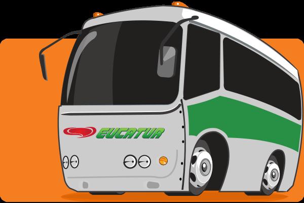Eucatur - Parceiro Oficial para venda de passagens de ônibus