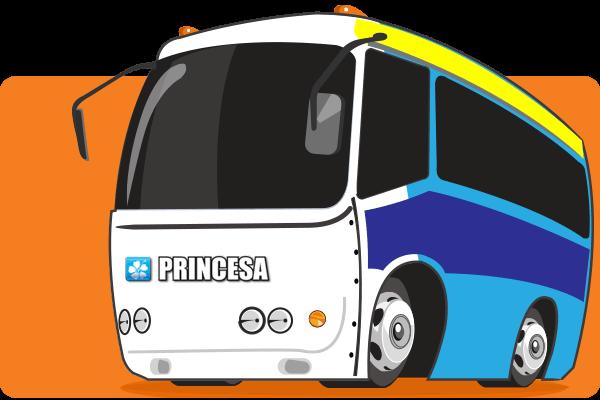 Princesa do Norte - Parceiro Oficial para venda de passagens de ônibus