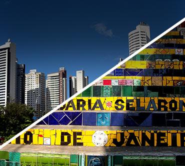 Goiânia x Rio de Janeiro