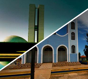 Bus tickets - Brasília x Barreiras