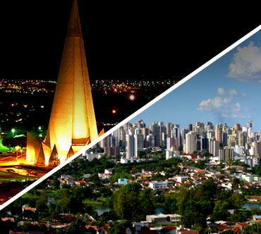 Boletos de autobús - Maringá a Londrina