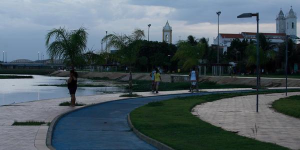 Parque Ecológico Lagoa da Fazenda - Sobral - CE