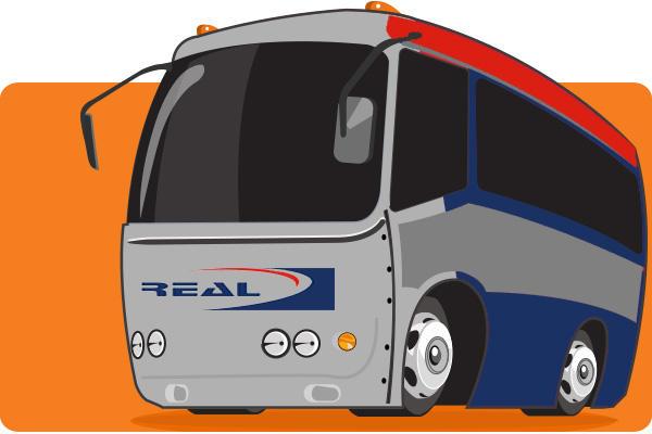 Real Turismo - Parceiro Oficial para venda de passagens de ônibus