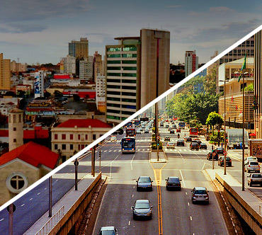 Passagem de ônibus - Campinas x São Paulo