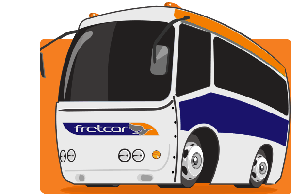 Fretcar Bus Company - Oficial Partner to online bus tickets