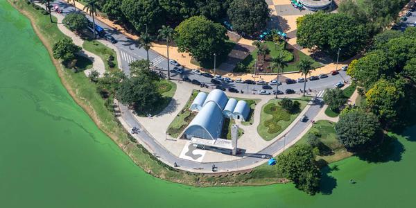 Lagoa da Pampulha - Belo Horizonte - MG