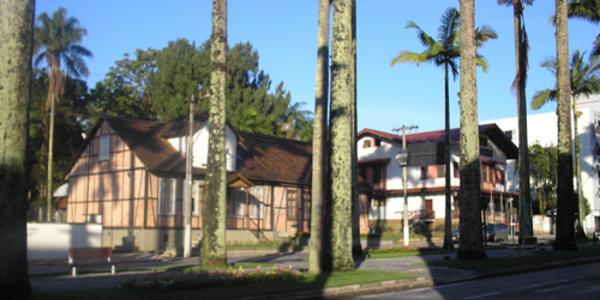 Museu da Família Colonial - Blumenau - SC