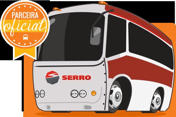 Viação Serro - Parceiro Oficial para venda de passagens de ônibus