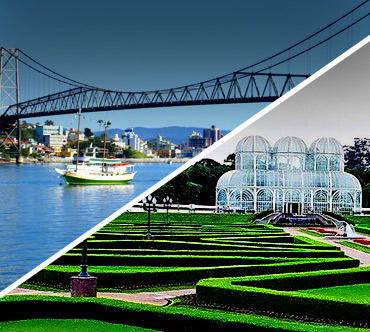 Florianópolis x Curitiba