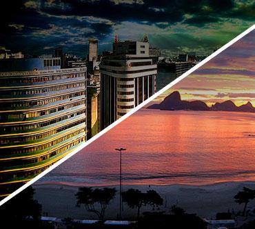 Bus tickets - Belo Horizonte x Niterói