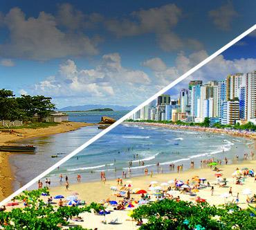 Boletos de autobús - Florianópolis x Balneário Camboriú
