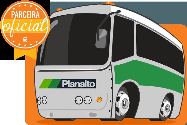 Viação Planalto - Parceiro Oficial para venda de passagens de ônibus
