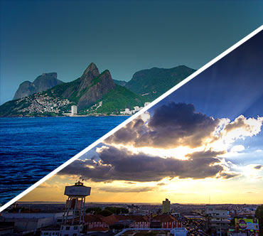 Rio de Janeiro a Ponta Grossa