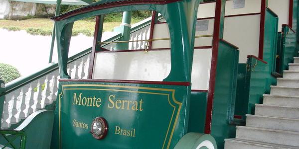 Monte Serrat - Santos - SP
