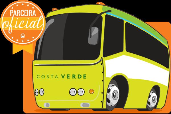 Viação Costa Verde - Parceiro Oficial para venda de passagens de ônibus