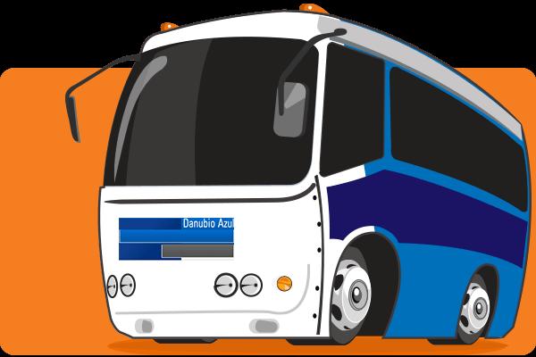 Viação Danubio Azul - Parceiro Oficial para venda de passagens de ônibus