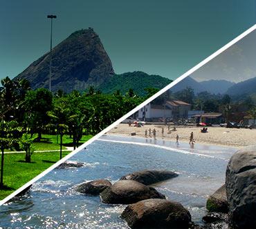 Passagem de ônibus - Rio de Janeiro x Mangaratiba