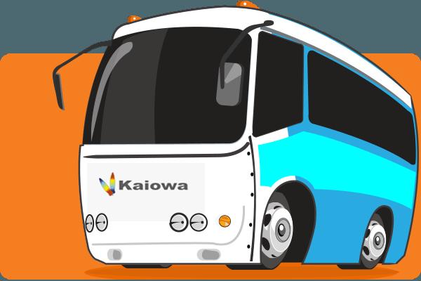 Empresa de Bus Expresso Kaiowa - Canal Oficial para la venta de billetes de autobús