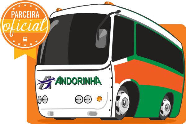 Andorinha Bus Company - Oficial Partner to online bus tickets