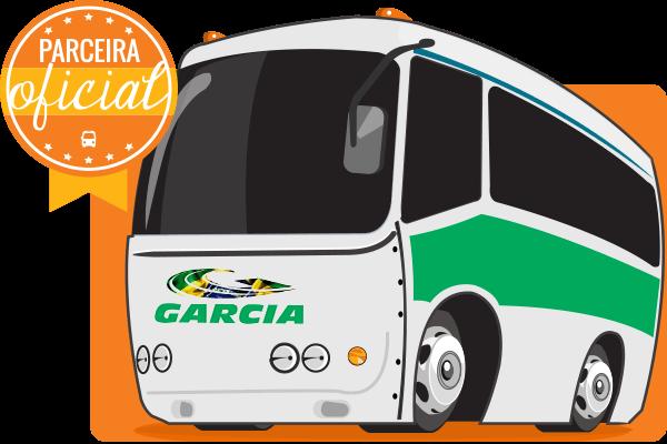 Viação Garcia - Parceiro Oficial para venda de passagens de ônibus
