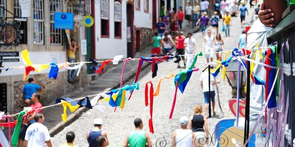Festas - Ouro Preto - MG