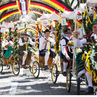 Oktoberfest: Vá à festa mais alegre do mês!