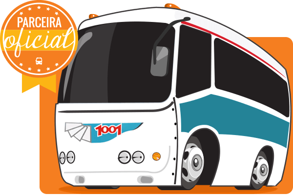 1001 Bus Company - Oficial Partner to online bus tickets